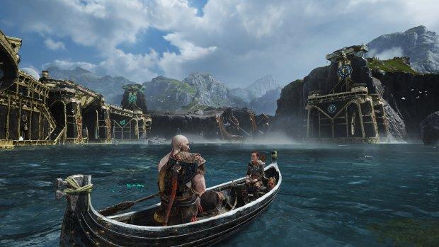 Game-review God of War: gruwelijk en goddelijk