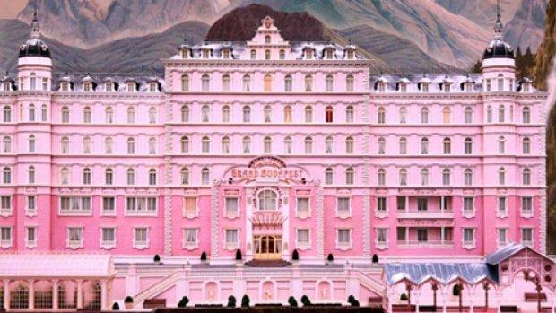 The Grand Budapest Hotel is hot op Tripadvisor