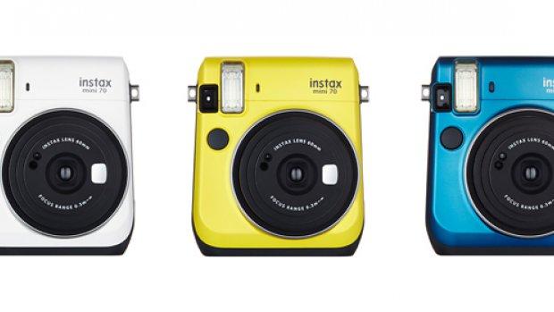 Fujifilms nieuwe instantcamera heeft een spiegeltje voor selfies