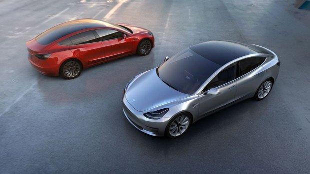Problemen bij start Europese verkoop Tesla Model 3
