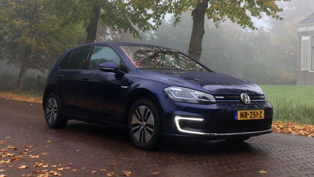 'Volkswagen klaar voor 50 miljoen elektrische auto's'