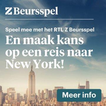 PROMO - RTL Z BEURSSPEL - september 2018