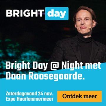 PROMO - brightdayatnight - daanroosegaarde
