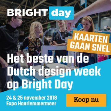 PROMO - brightdayatnight - dutch design week