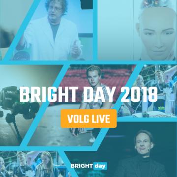 PROMO - brightday2018 - volg live