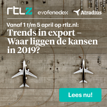 PROMO: trends in export - april 2019