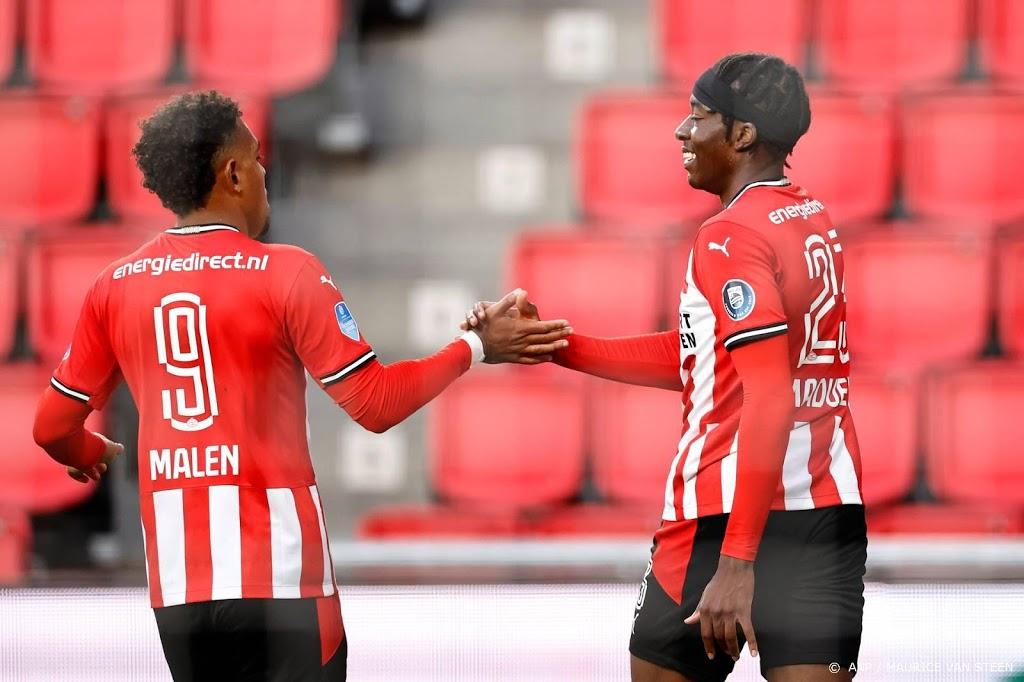 Moeizame zege PSV tegen Fortuna Sittard | RTL Nieuws