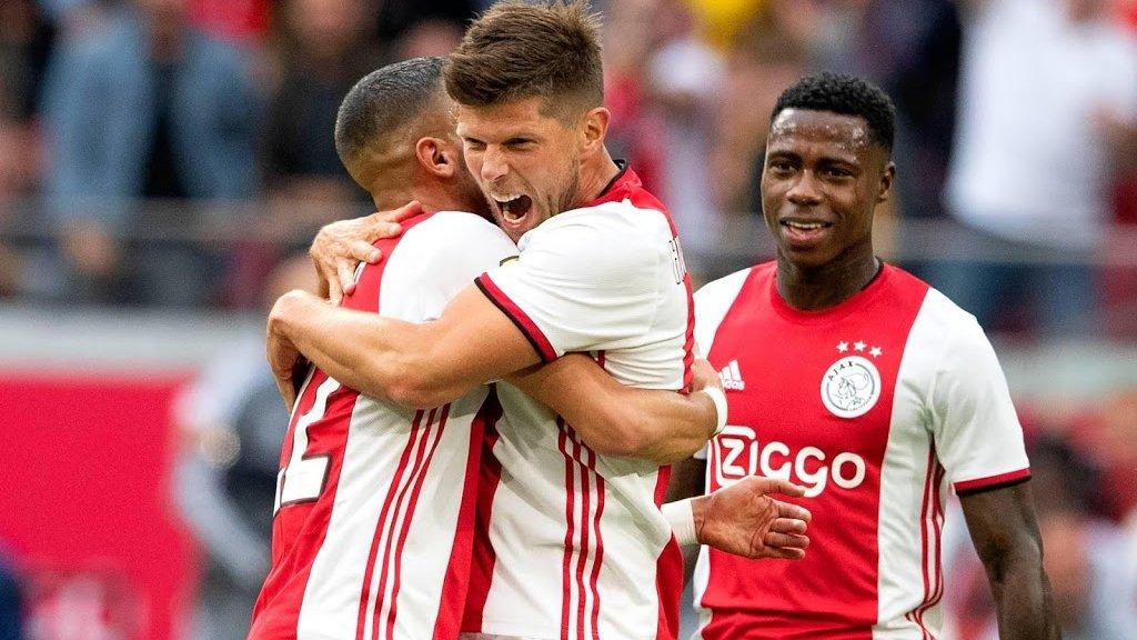 Ajax Met Huntelaar Tegen Ado Den Haag Vtbl