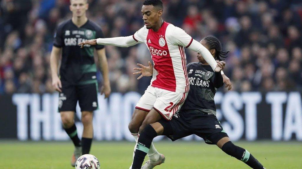 Piepjong Ajax Heeft Geen Kind Aan Zwak Ado Den Haag Rtl Nieuws