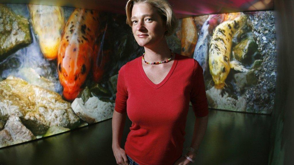 Delphine Boel in 2007.