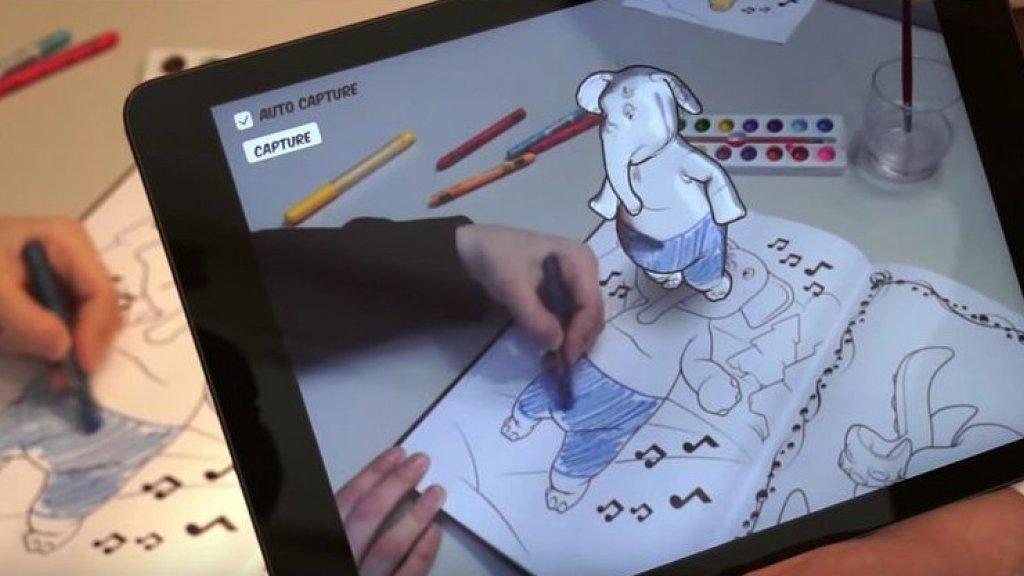 Disney Maakt 3d Kleurplaat Rtl Nieuws