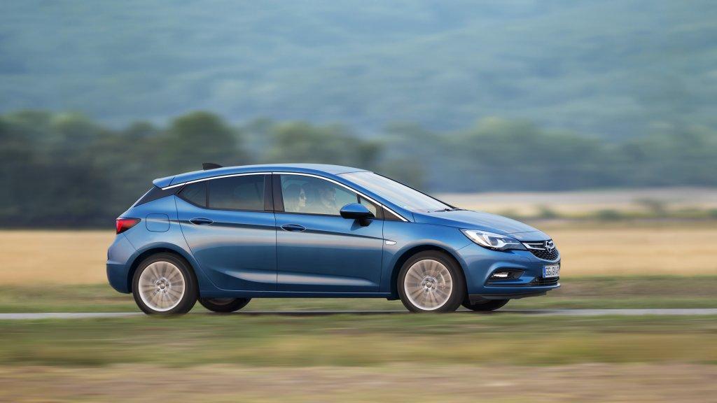 Duurtest Opel Astra Deel 1 Vol Met Gadgets Bright
