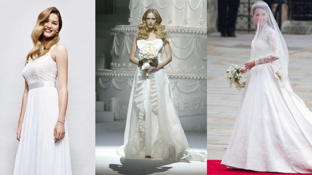 Kostprijs Trouwjurk.Guess The Wedding Dress Hoe Duur Schat Je Deze Trouwjurken Rtl