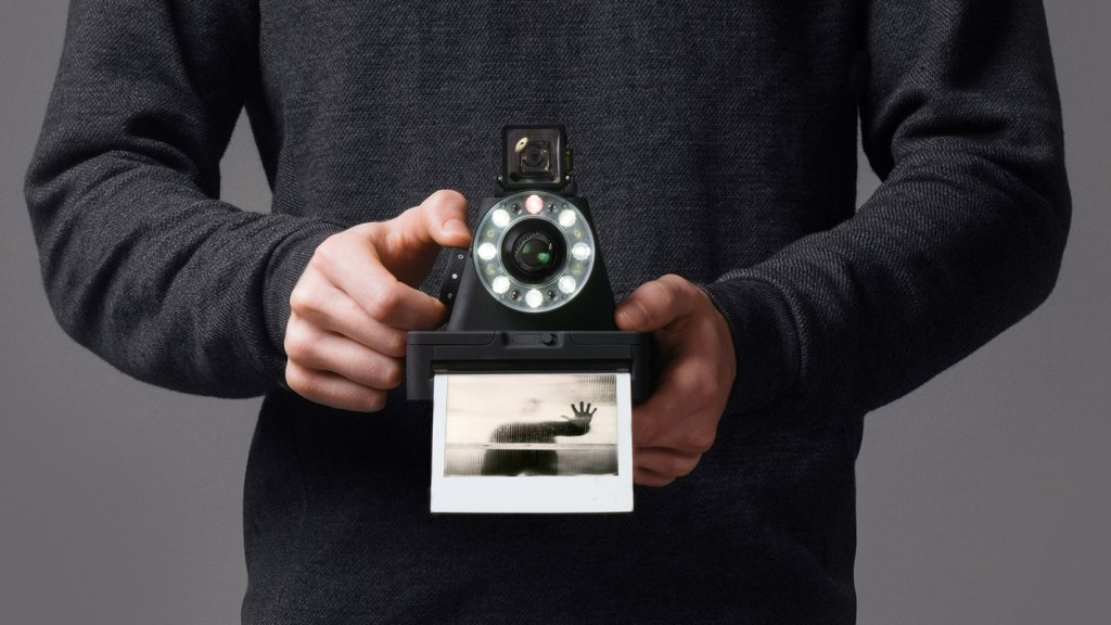 The Impossible Project onthult nieuwe polaroidcamera
