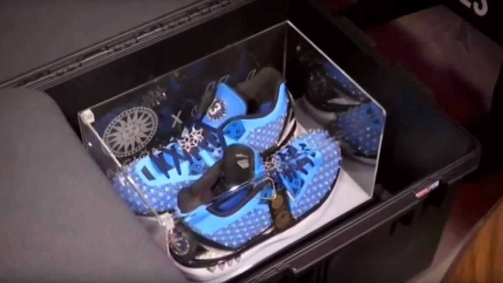 18de5d40b00 Dit zijn de duurste nieuwe sneakers ooit gemaakt | RTL Nieuws