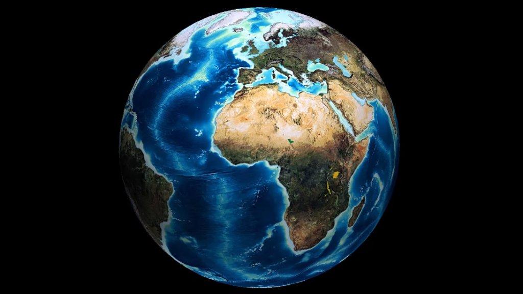Земной шар картинки с анимацией, открытки рождение