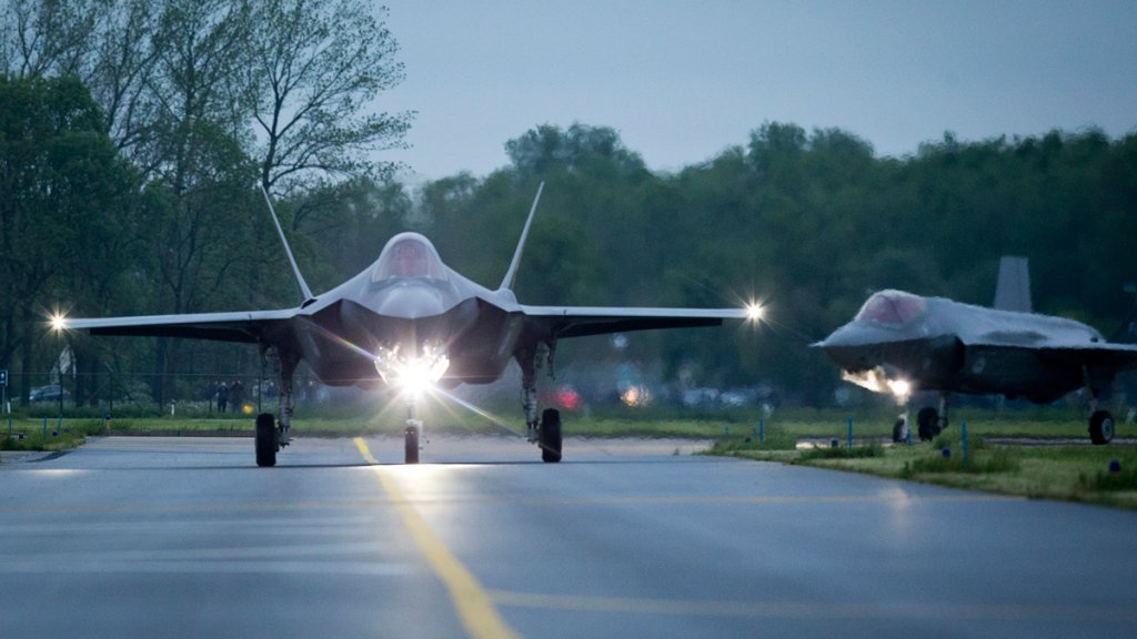 Nieuwe F35-straaljagers voor Nederland: maar waarom?