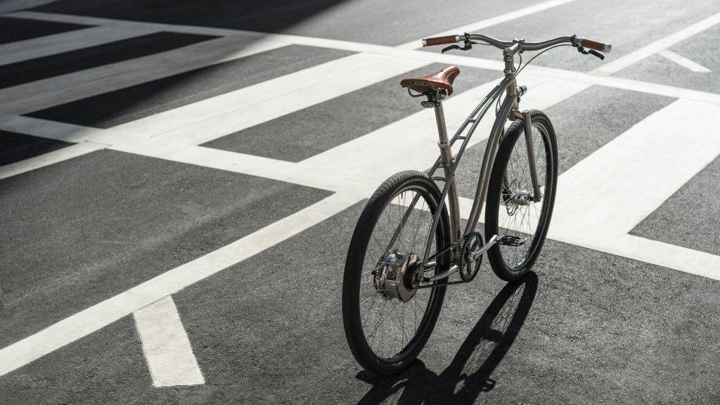 Lichte E Bike : Dit is de lichtste e bike ter wereld bright