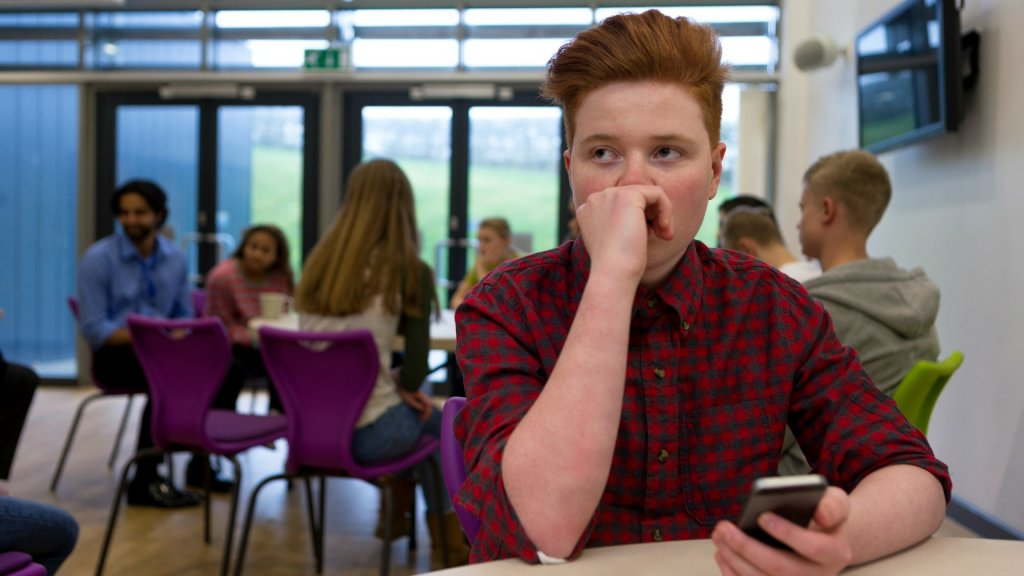 Pesten op school volwassenen geven kinderen het slechte voorbeeld