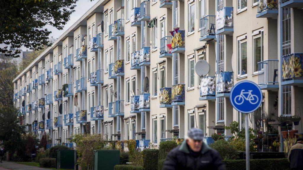 Wasbak 1 Meter : Euro huur voor vierkante meter geen toekomst in de stad