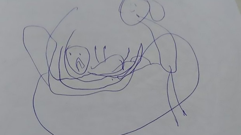 Magnifiek Tekeningen Om Na Te Tekenen Meisje #LSX25 - AgnesWaMu @UA41
