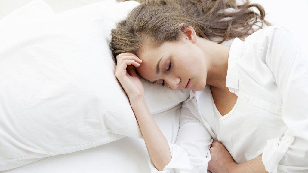 Marena 17 Heeft Het Doornroosje Syndroom Ik Slaap Soms 23 Uur