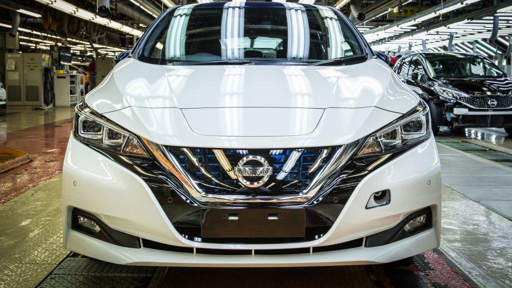 Nissan Geeft Boost Aan Revolutie Elektrische Auto Met Nieuwe Leaf Rtlz