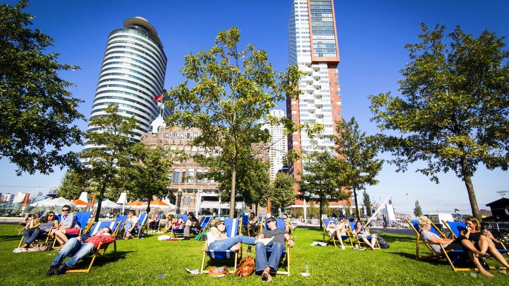 Rotterdam Vvv Kantoor : Van strandtent tot vvv dit zijn de winnaars van de nazomer rtl
