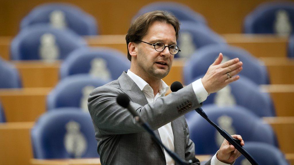 SP-Kamerlid Ronald van Raak.