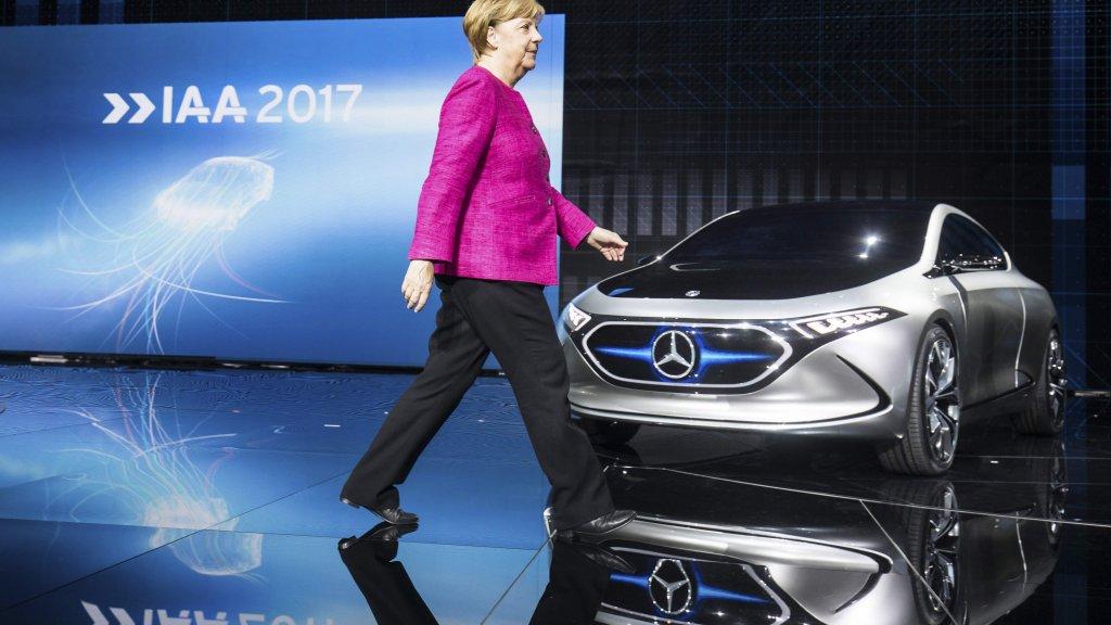 Verkoop Stekkerauto S Daalt Met 22 Procent Duitsland Racet Voorbij