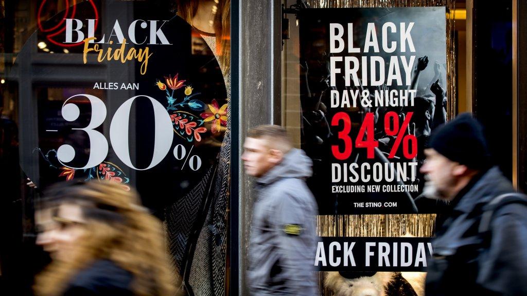 0087b00e5523b0 Black Friday rukt op in Nederland, maar hoe groot is de korting echt ...