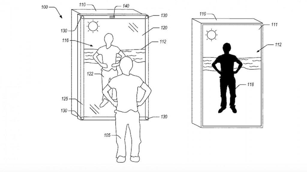3bfef8235b4 Online kleren passen? Amazon krijgt patent voor digitale passpiegel ...