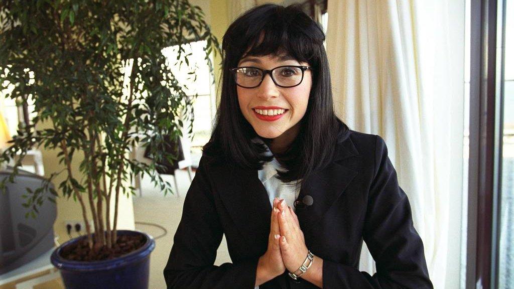 Wendy van Dijk als 'Ushi'