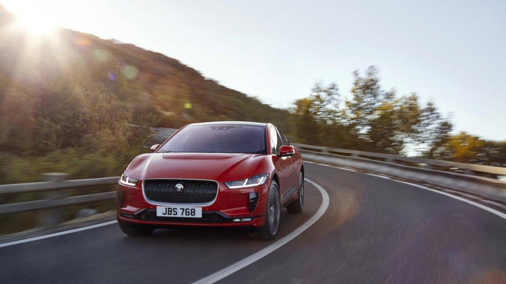 Elektrische Jaguar I Pace Is Enige In Zijn Klasse Bright