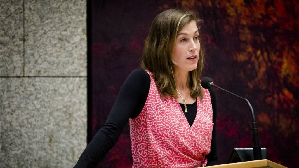 GroenLinks-kamerlid Corinne Ellemeet.