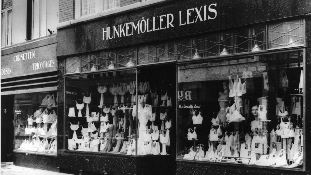 a791c1153d6 Hunkemöller: van korsettenmagazijn naar internationale lingerieketen ...