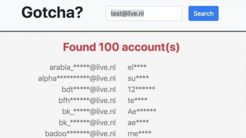 Dating account gehackt