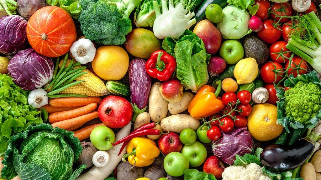 We moeten veel meer groenten en fruit eten.