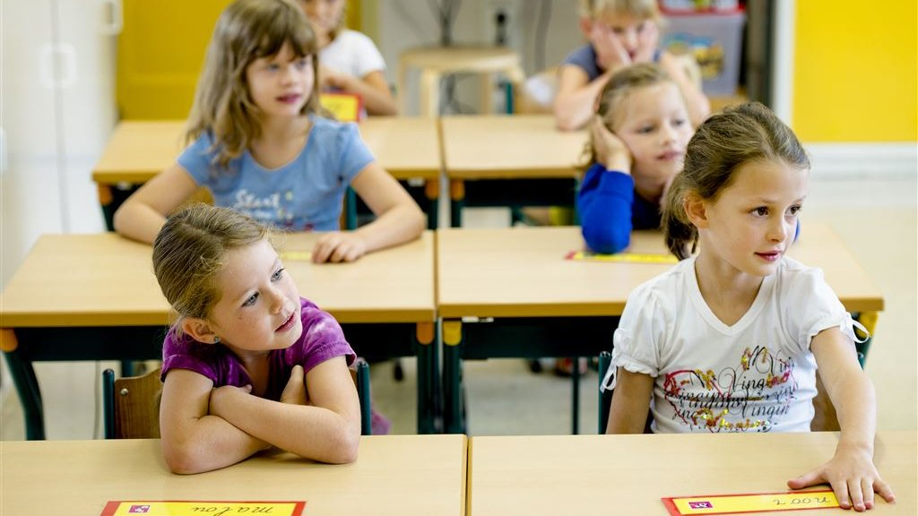 Basisschool De Fontein Krimpen Aan Den Ijssel.Bijna Duizend Scholen In Nederland Te Klein Sluiting Dreigt