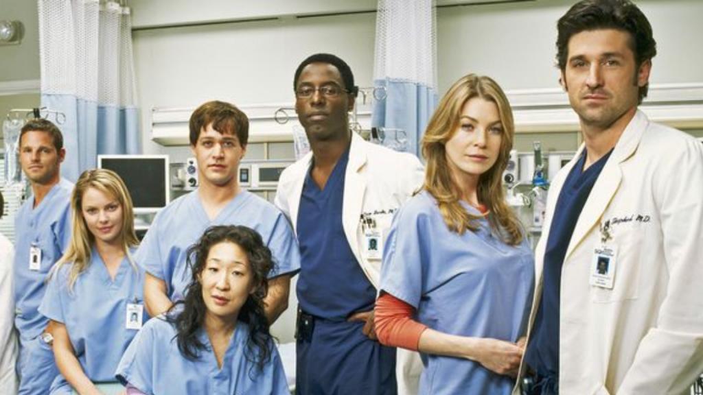 GreyS Anatomy Alle Staffeln