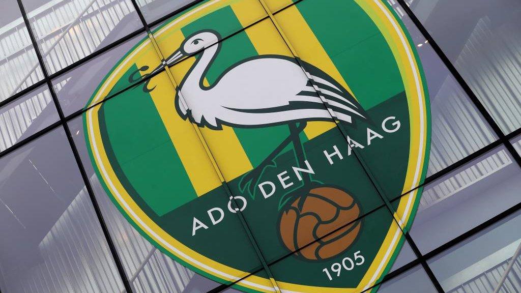 Verdediger Pinas Toch Langer Bij Ado Den Haag Rtl Nieuws