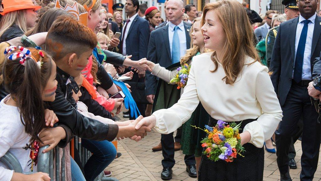 Prinses Alexia Is Vandaag Jarig Rtl Nieuws