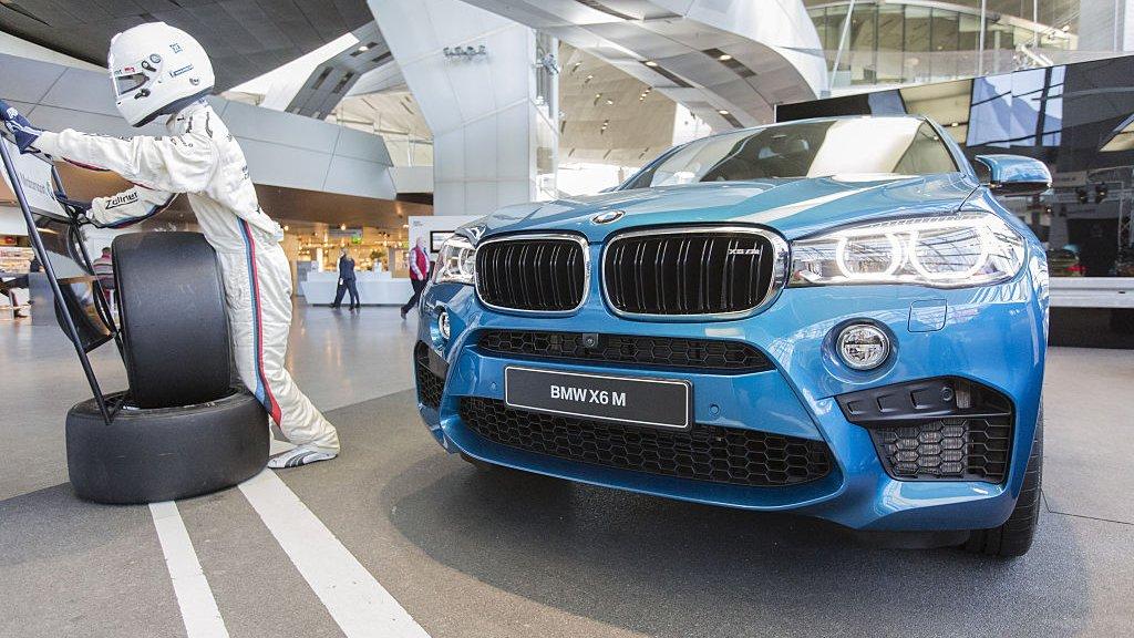 Handelsoorlog Bmw Verhoogt Prijzen Populaire Auto S In China Rtl