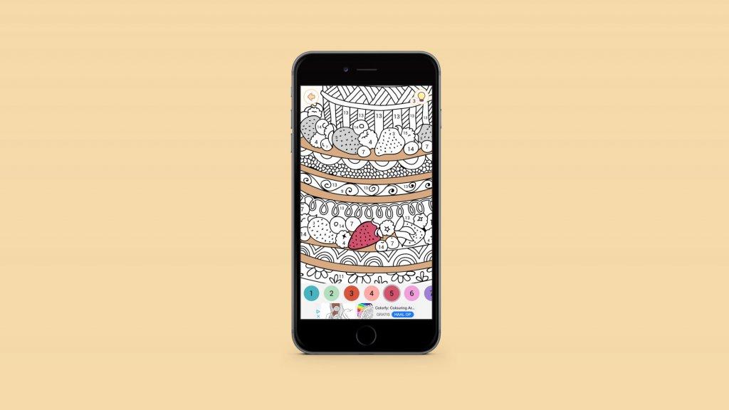 5x Ontspannen Met Kleur Apps Rtl Nieuws
