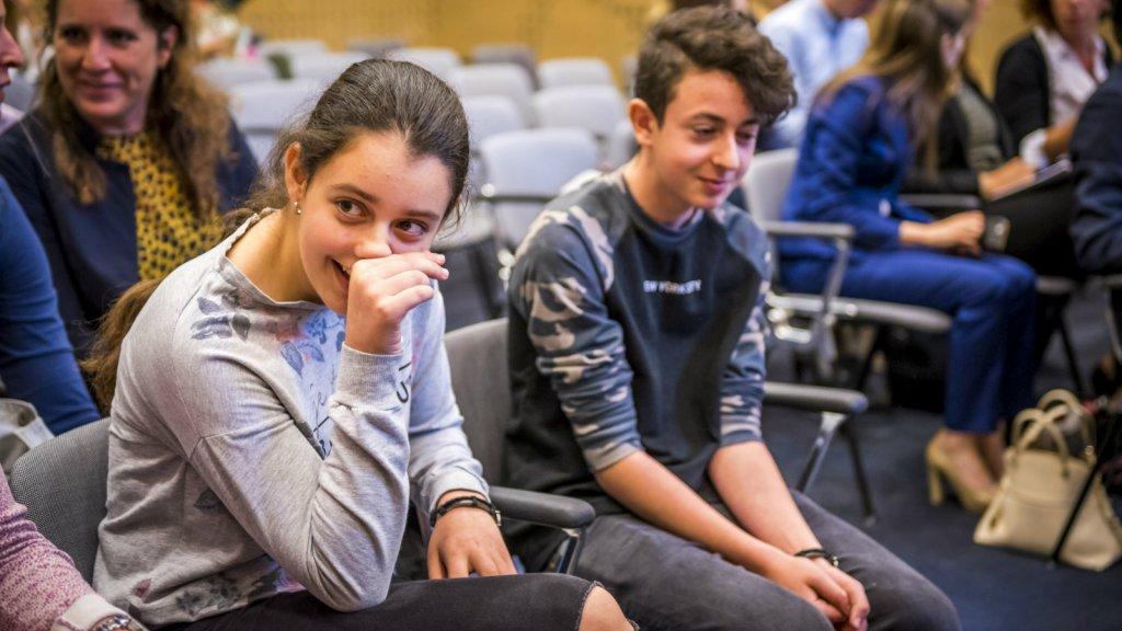 Howick en Lili, die naar Armenië uitgezet zouden worden.