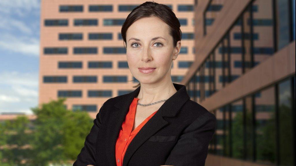 Econoom Marieke Blom