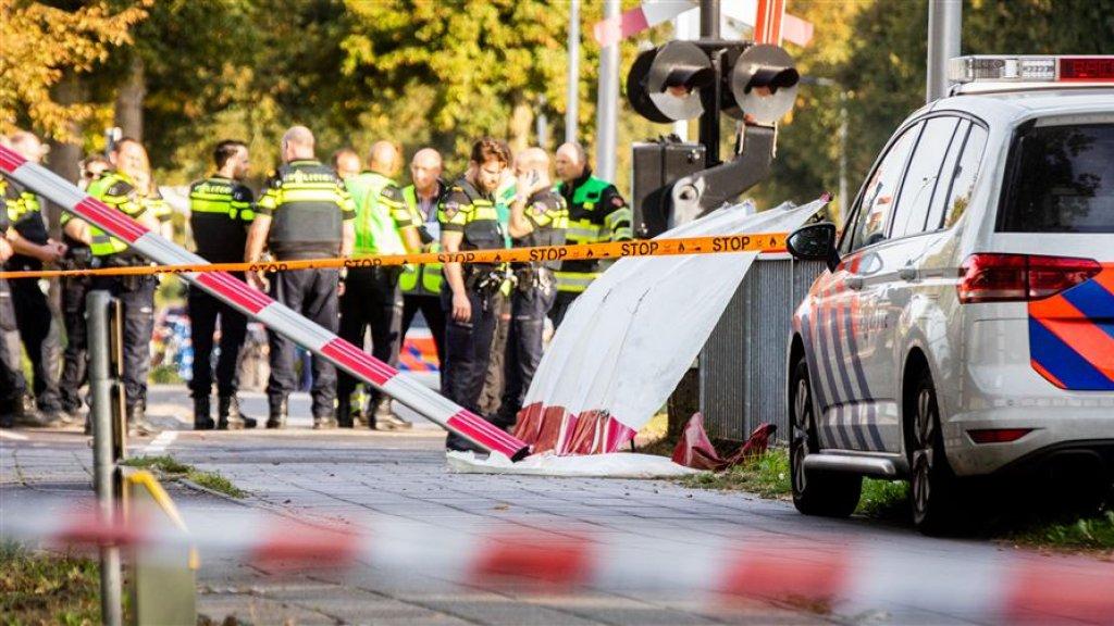 Ooggetuige van spoorwegongeluk Oss: 'Bakfiets sloeg op hol'