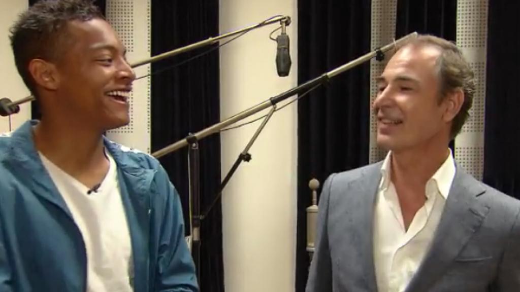 GTST's Erik de Vogel gaat los op eerste album van zijn zoon