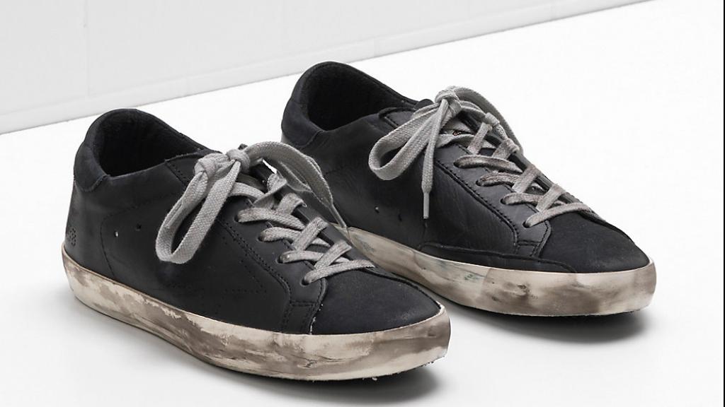 Schoenen van het merk Golden Goose