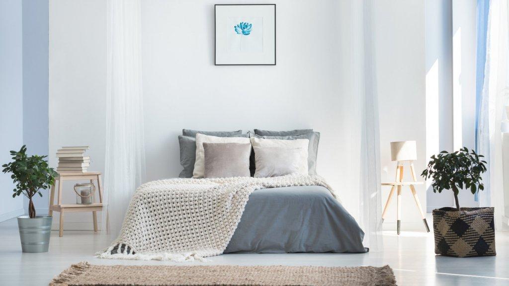 Design Hanglamp Slaapkamer : Een scandinavische slaapkamer in stappen rtl nieuws